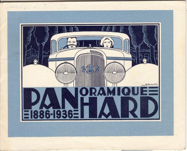 1935 Panhard Panoramique