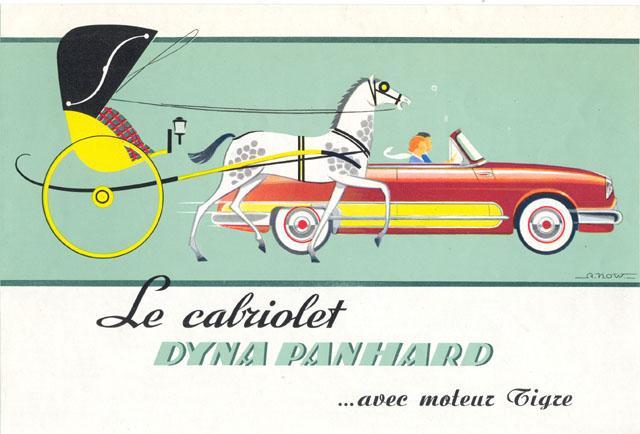 1959 Panhard Dyna Z cabrio
