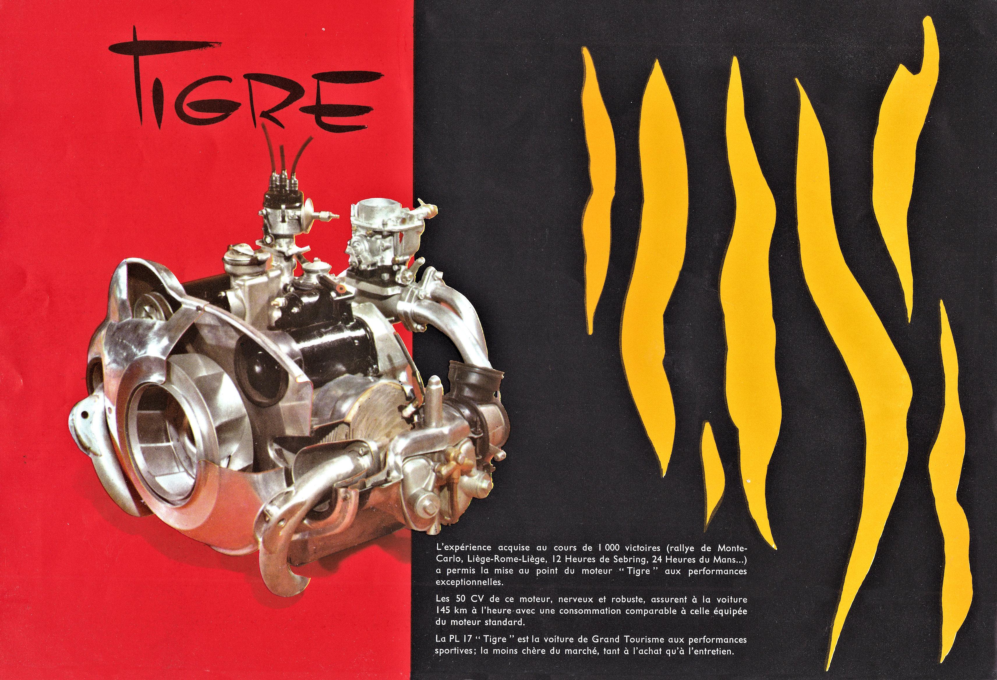 Brochure Panhard PL17 - 6