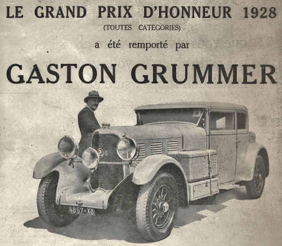 Panhard 1928