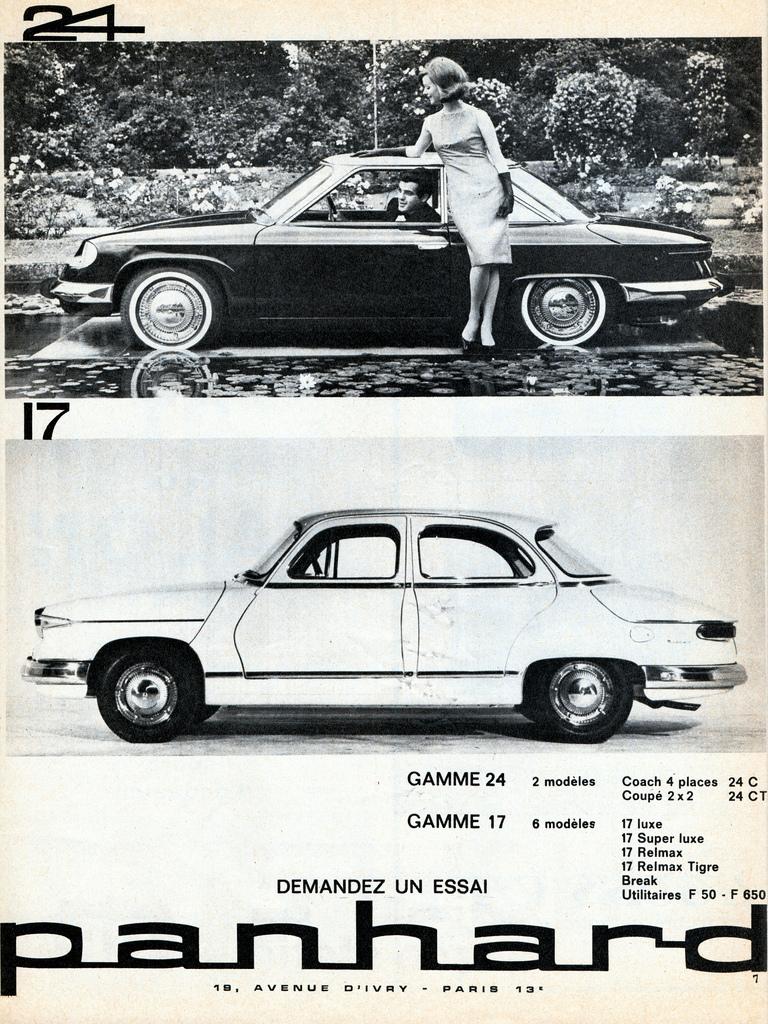Panhard - 24 en PL17