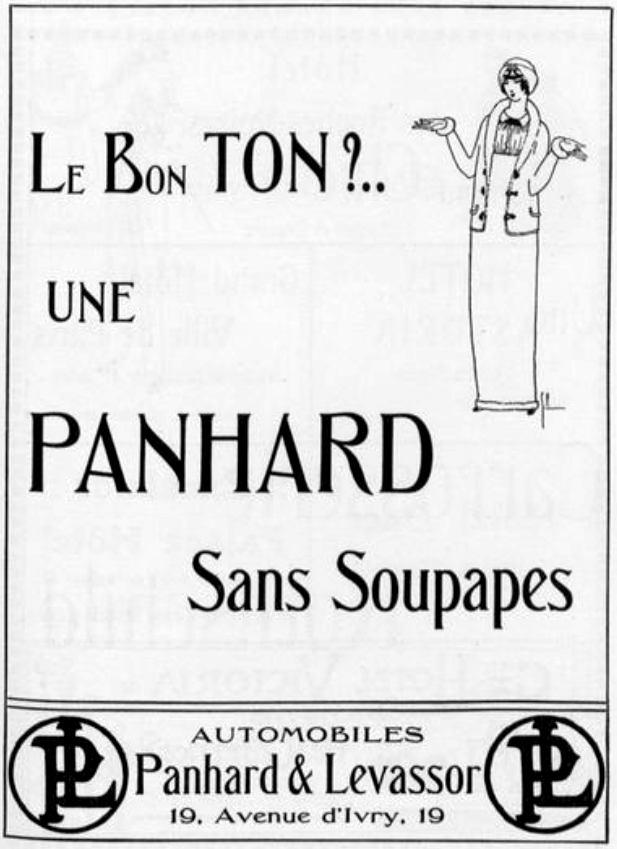 Panhard Bon Ton