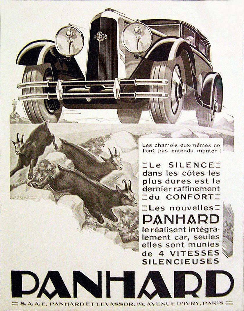Panhard Chamois