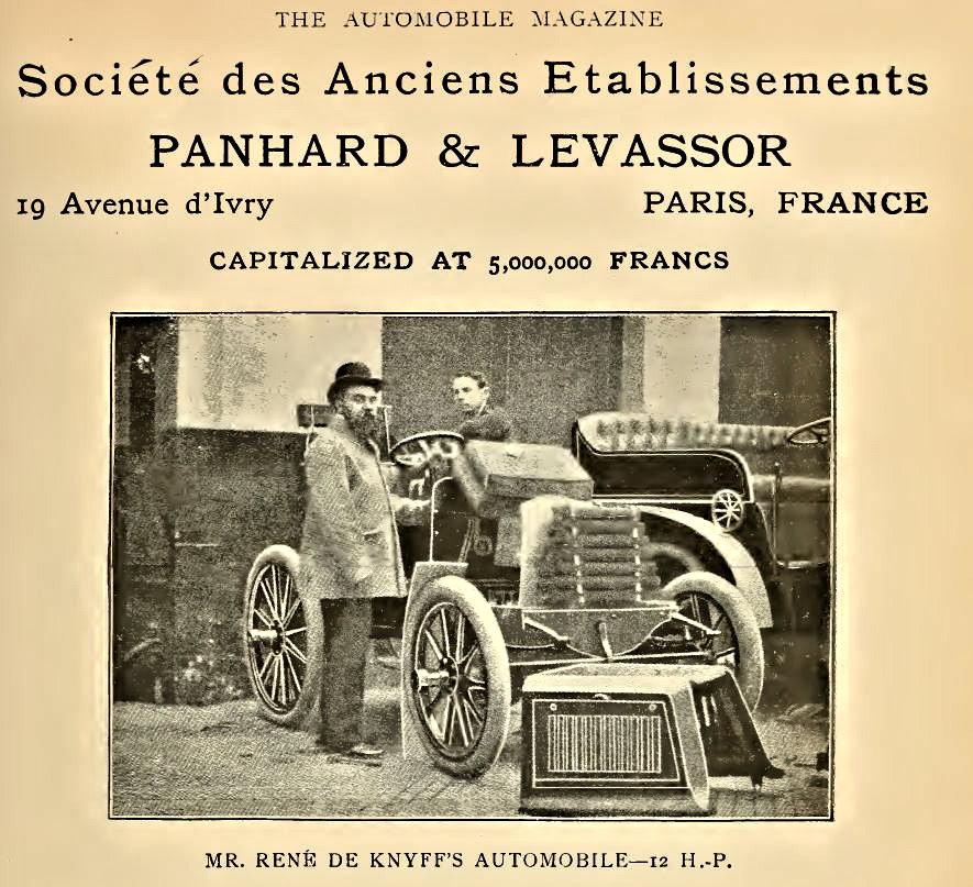 Panhard De Knyf