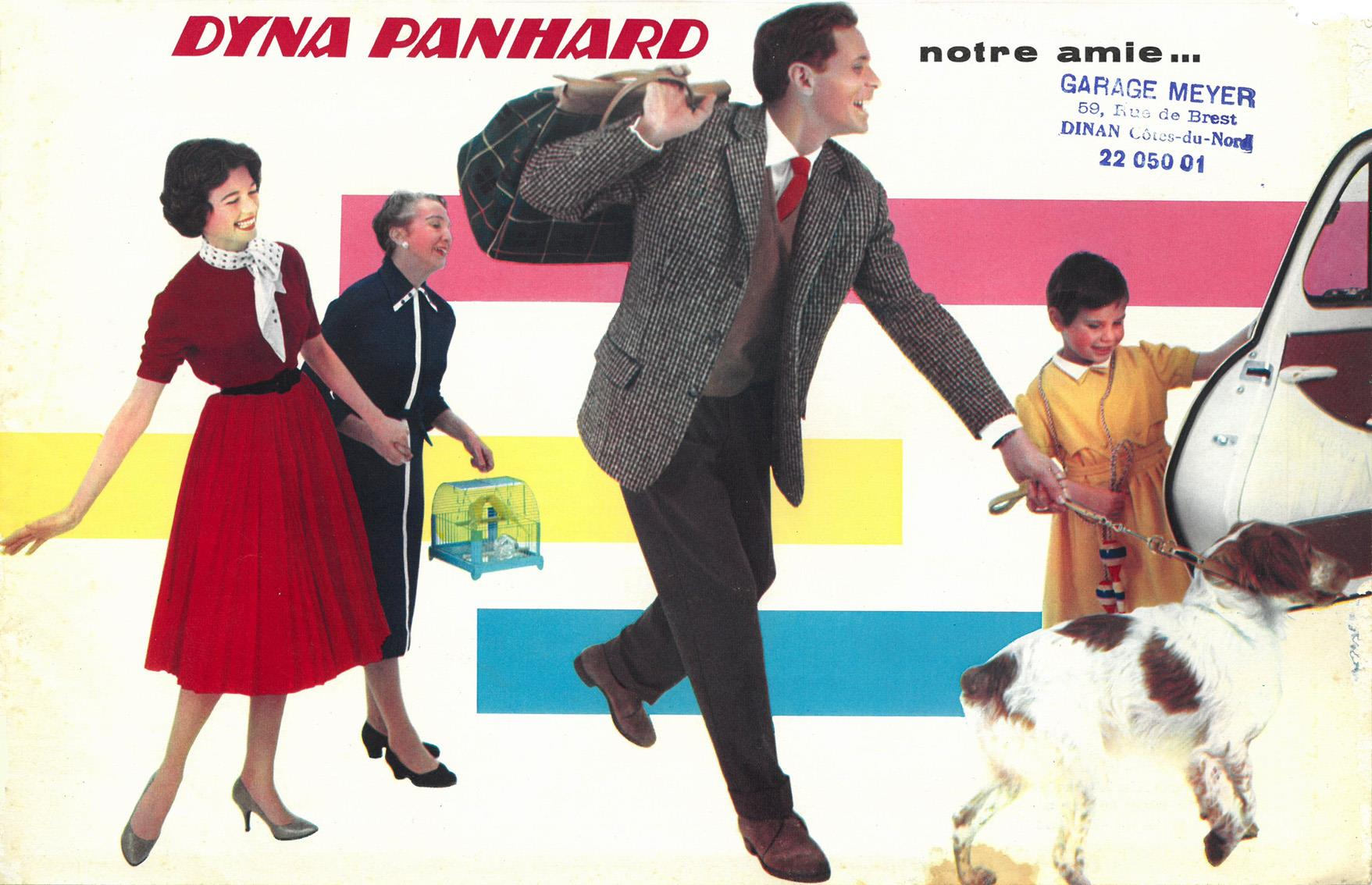 Panhard Dyna Z Brochure 1960 - 6