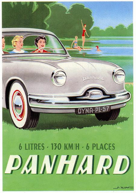 Panhard Dyna Z PL57