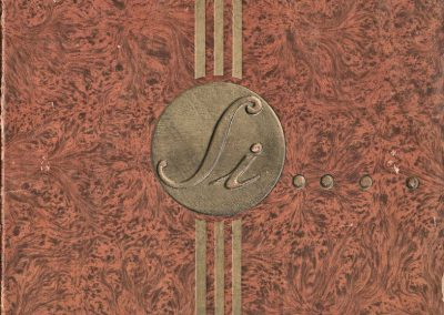 Panhard & Levassor Catalogus 1913 - 01
