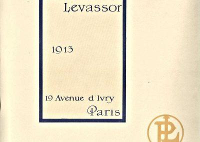 Panhard & Levassor Catalogus 1913 - 02