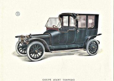 Panhard & Levassor Catalogus 1913 - 12