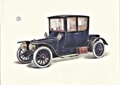 Panhard & Levassor Catalogus 1913 - 16