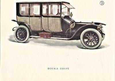 Panhard & Levassor Catalogus 1913 - 24