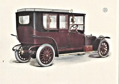 Panhard & Levassor Catalogus 1913 - 28