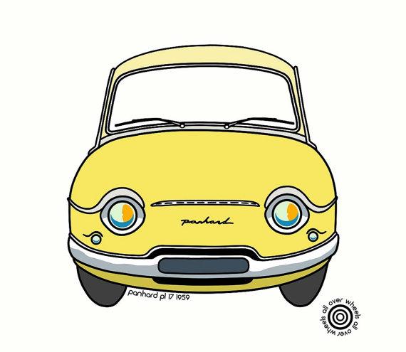 Panhard PL17 1959