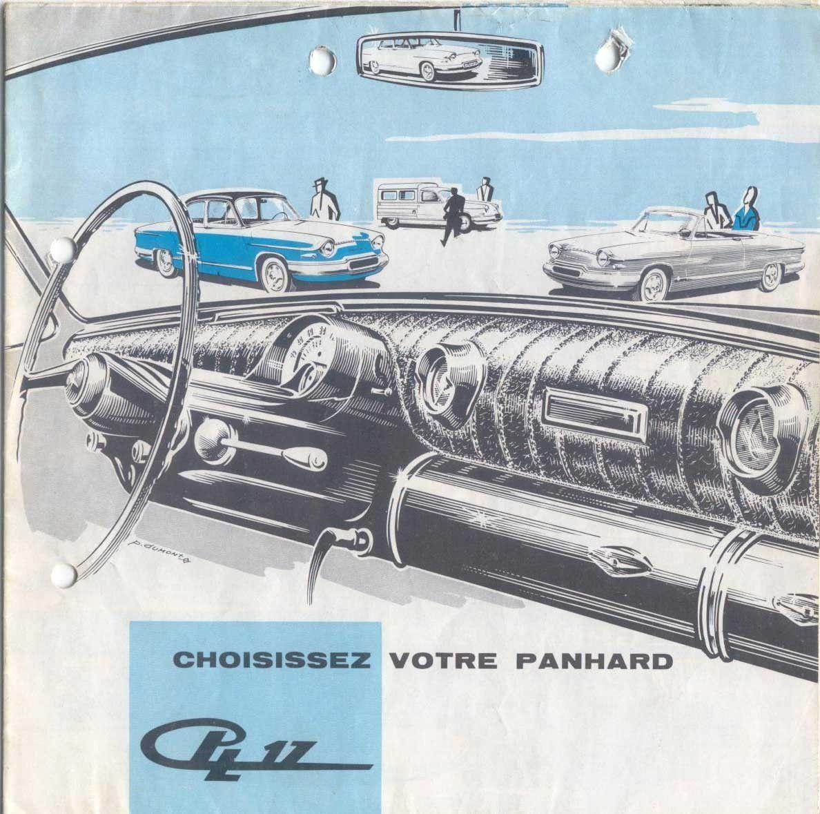 Panhard PL17 Choisissez