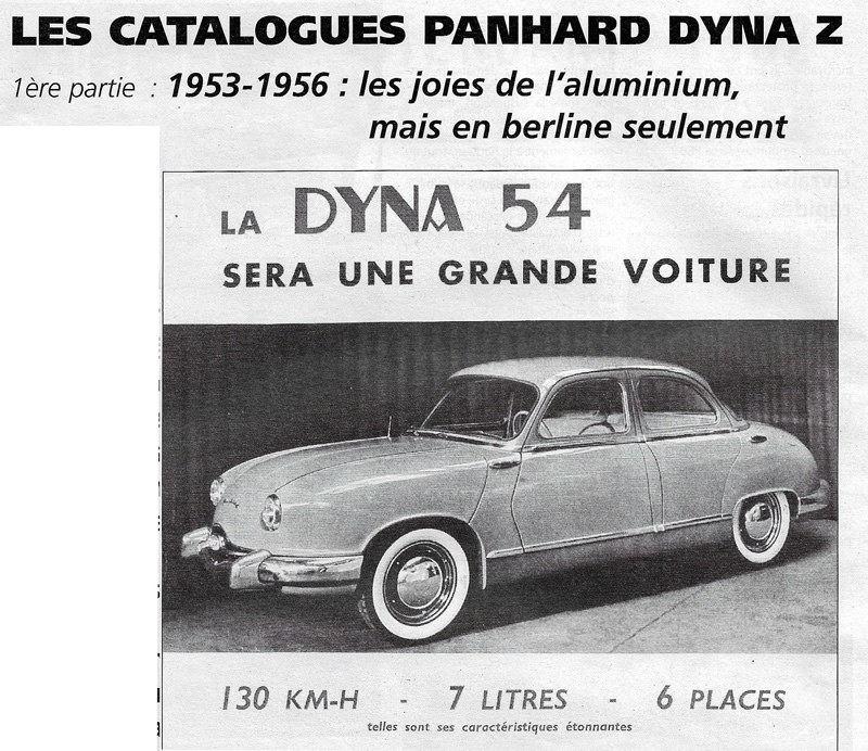 Panhard catalogue 0
