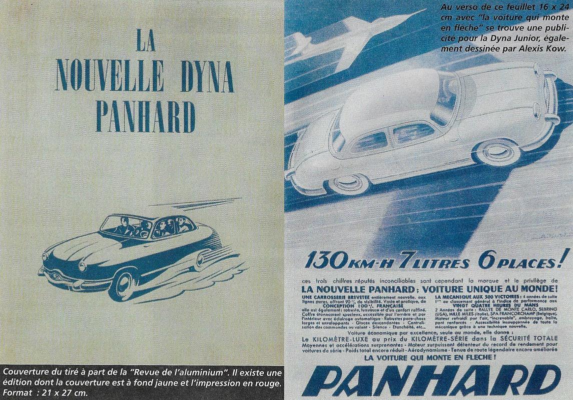 Panhard catalogue 1