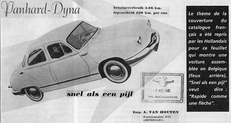 Panhard catalogue 13