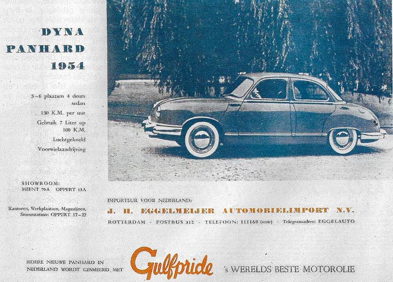 Panhard catalogue 7