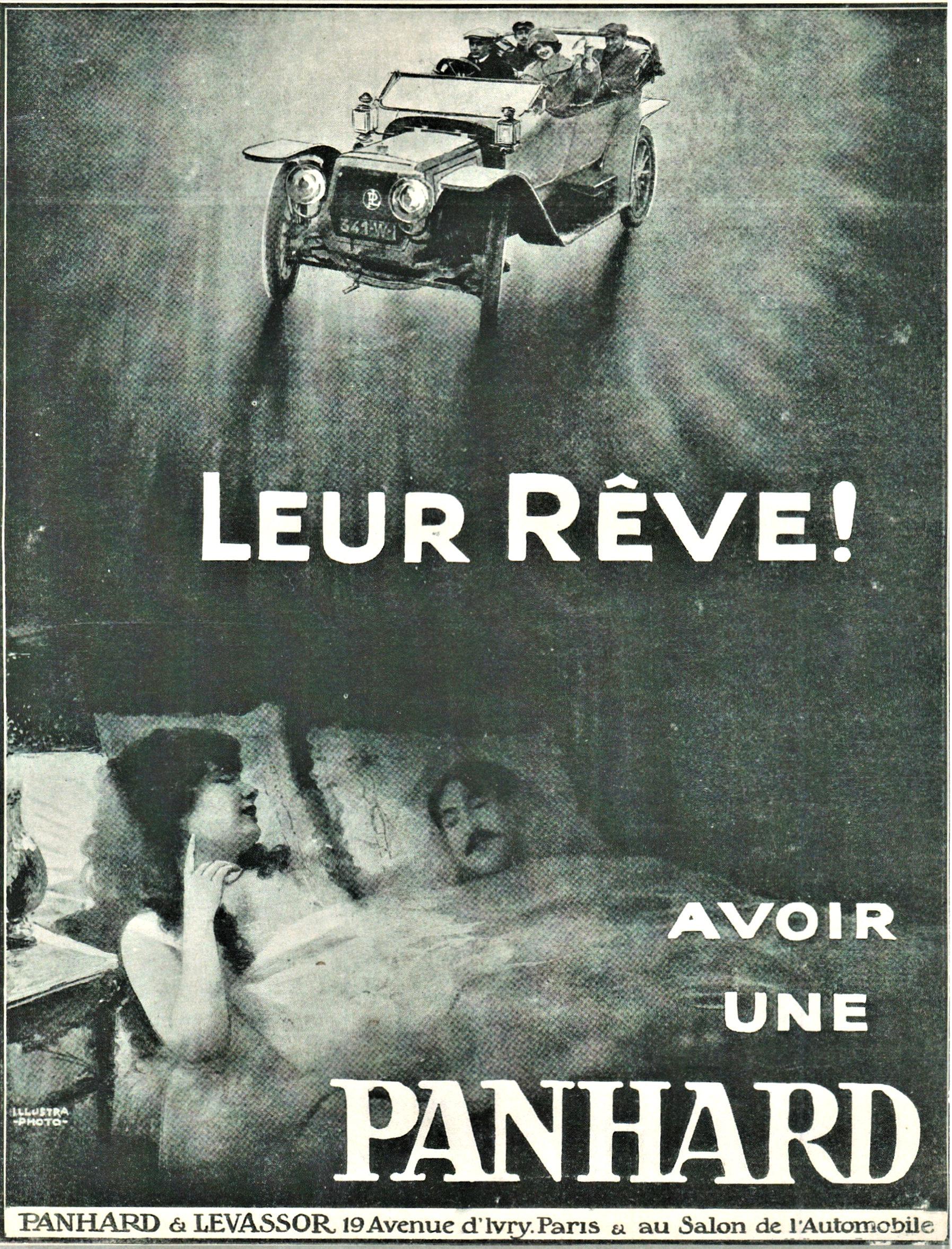 Panhars Leur Rêve 1912