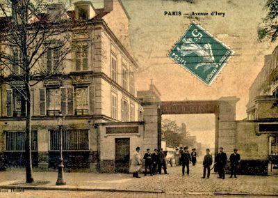 2-Fabriek vanaf de straat 1