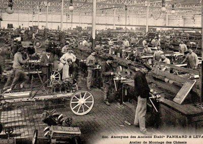 8 Opbouw van de chassis