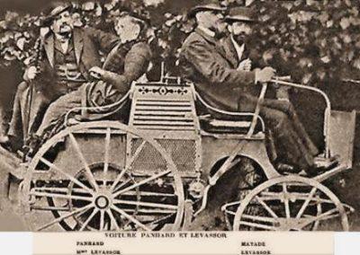 1890 Panhard & Levassor