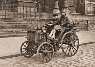1891 Panhard & Levassor Abbé Gavois
