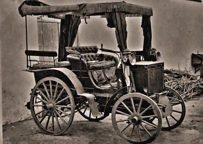 1892 Panhard & Levassor 1