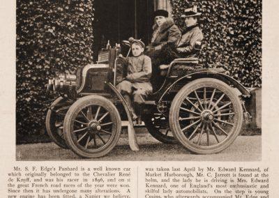 1900 Panhard & Levassor