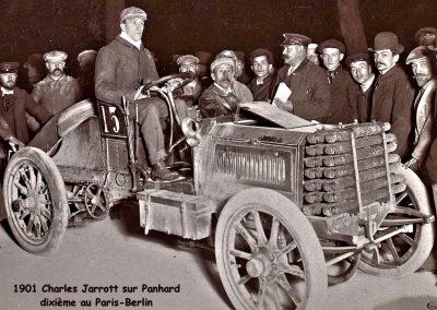 1901 Panhard & Levassor Paris-Berlin