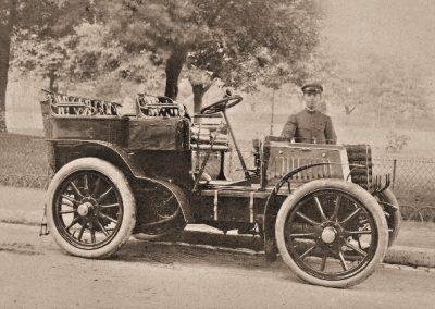 1902 Panhatrd & Levassor Centaure 15CV carr. Labourdette