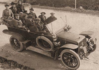 1908 - X1 Panhard & Levassor 18HP Charabancs