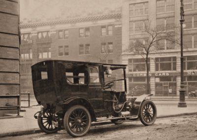 1909 Panhard & Levassor USA