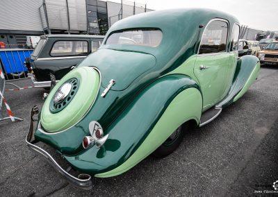 1936-X81 Panhard & Levassor Dynamique Groen - 04