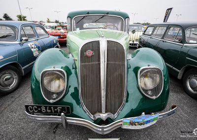 1936-X81 Panhard & Levassor Dynamique Groen - 05