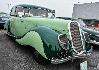 1936-X81 Panhard & Levassor Dynamique Groen - 09