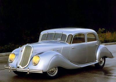 1936-X81 Panhard & Levassor Dynamique Zilver - 32