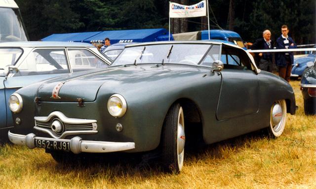 De Junior (1952 – 1955)
